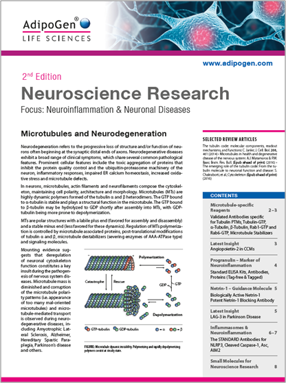 Neuroscience Brochure 2016
