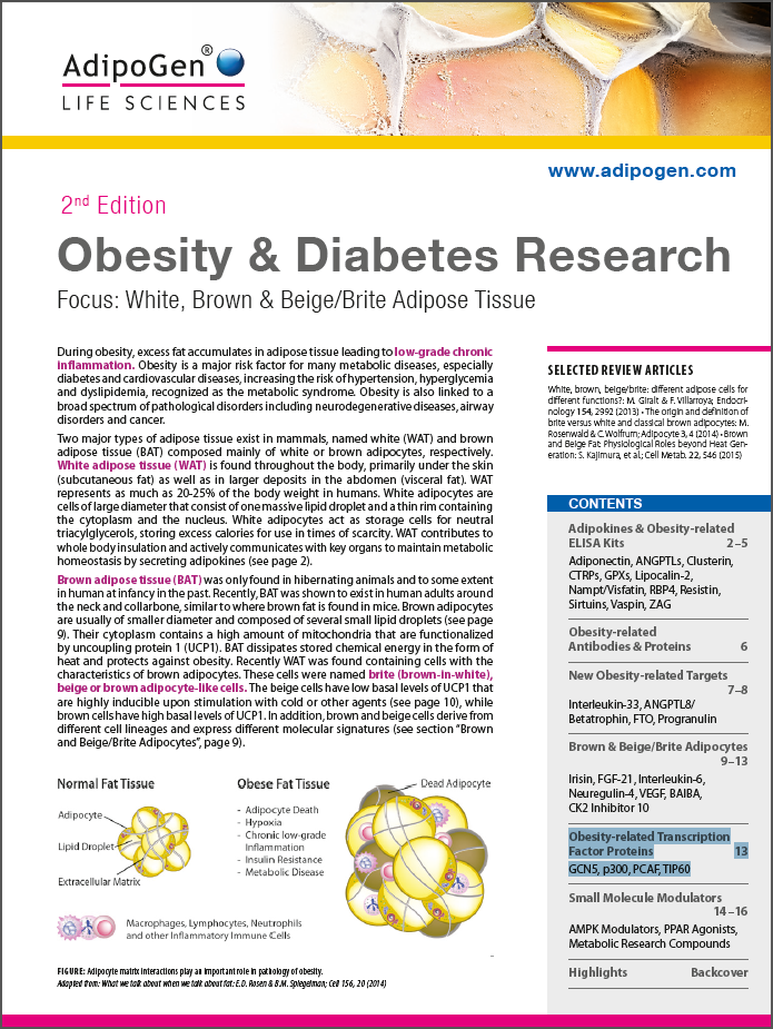 Obesity & Diabetes Flyer 2016 - 2nd Edition